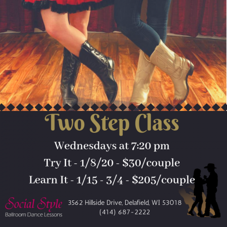 Two Step Classes
