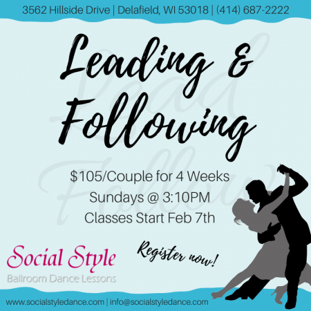 Leading & Following Classes