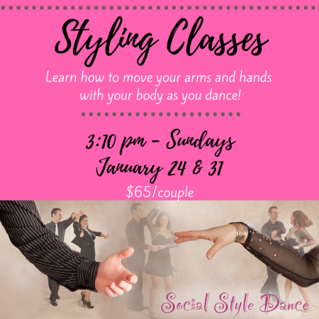 Styling Classes